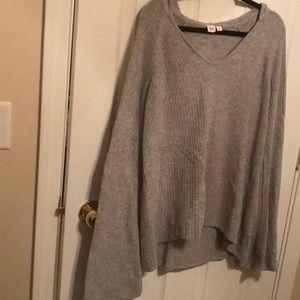 GAP Sweaters - GAP large grey sweater